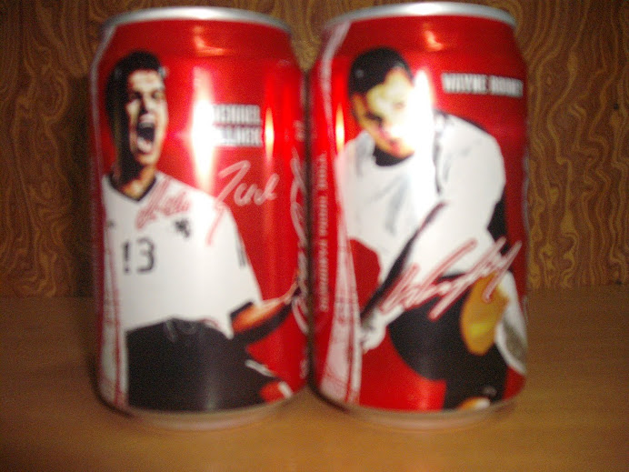 Malaysian Coke Can