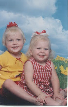 Look at the sweet little girls