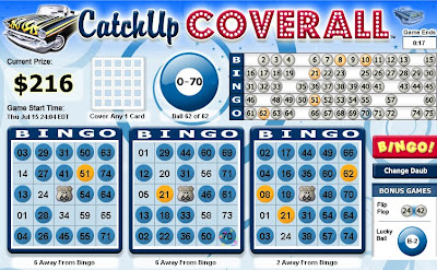 catch up coverall bingo gamesville three
