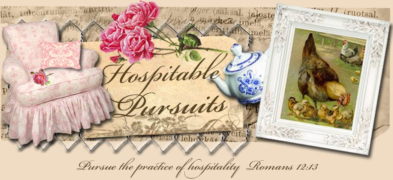 Hospitable Pursuits