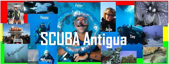 SCUBA Antigua