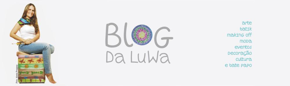 Blog da LuWa