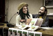 Presentazione Kebra Nagast con Bob