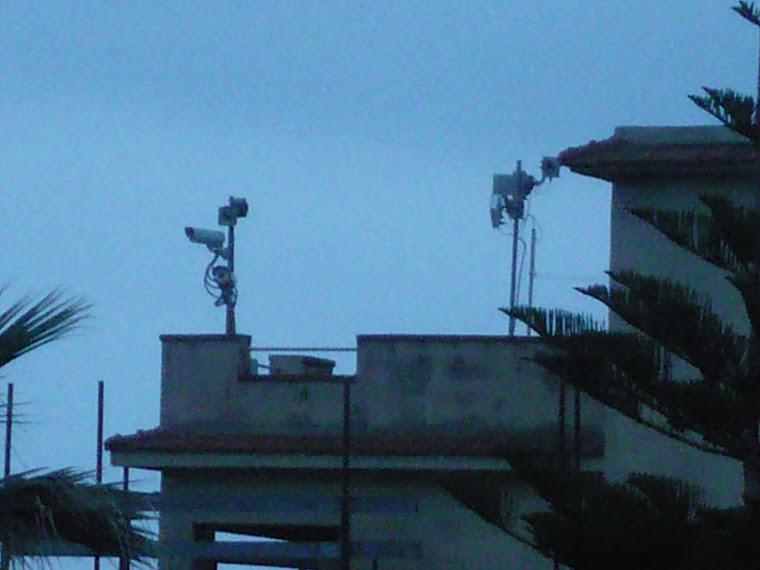 TELECAMERE E SENSORI A CARONIA DICEMBRE 2007
