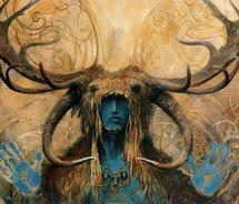 Horned God Wicca | RM.
