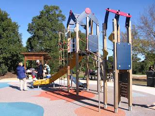 Playground at Fagan Park