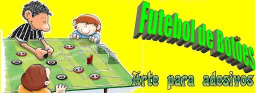Futebol de Botões - Adesivos - Série Escudos
