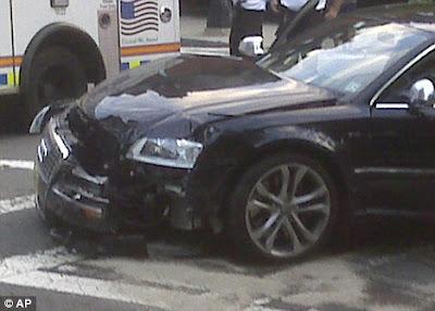 Tom Brady's car