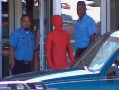 Red Man released from jail