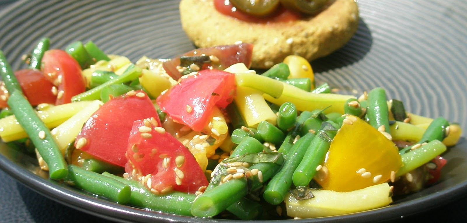 Craving Sustenance: Simple Summer Vegetable Stir-fry