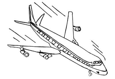 Desenho Para Colorir carros aviao son skerek   para colorir para pintar e colorir