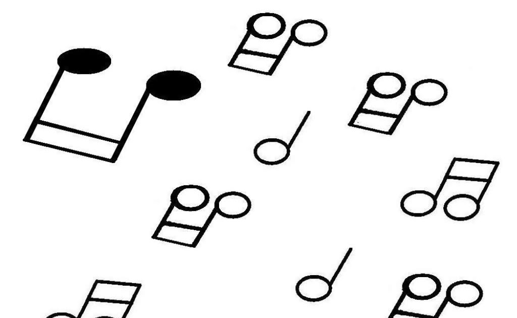 Extremamente Freudenberger blog: desenhos de notas musicais XU93
