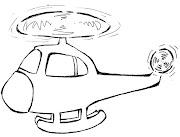 Desenhos para colorir. Desenho de helicoptero. Desenho para colorir. (desenho de elicoptero desenhos para colorir)
