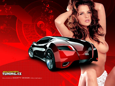 car girl wallpaper. cars girls wallpaper.