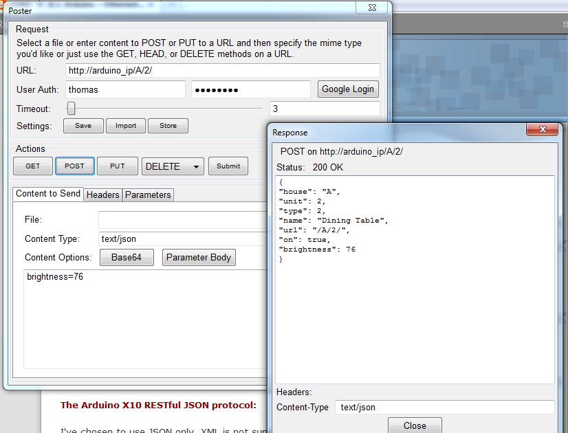 Arduino json.h download