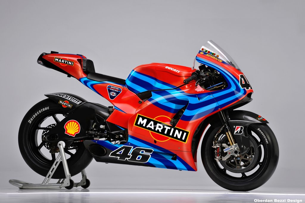 Desmosedici  MARTINI+DUCATI+MotoGP+2011+V.+Rossi