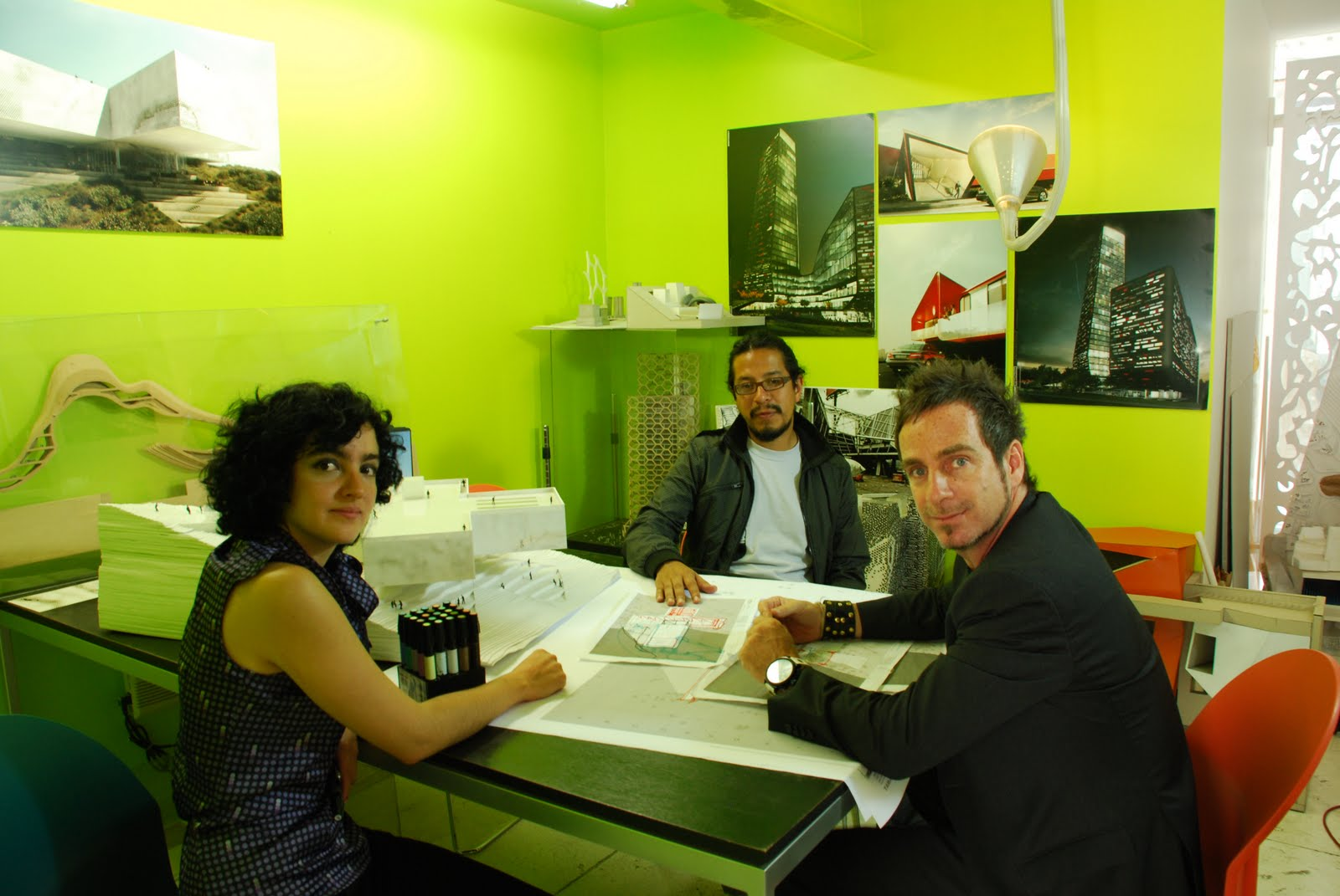 Promomarknewsletter 307 for Oficinas de arquitectura