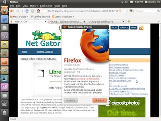 Firefox 3.6.10