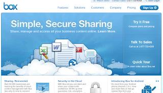 Best File Share/ Hosting site Box.net
