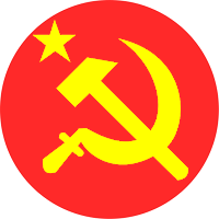 Soviet button for GnoMenu