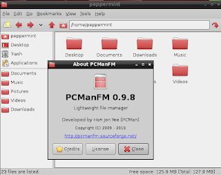 PCManFM0.9.7.8