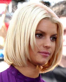 blonde bob short hairstyles