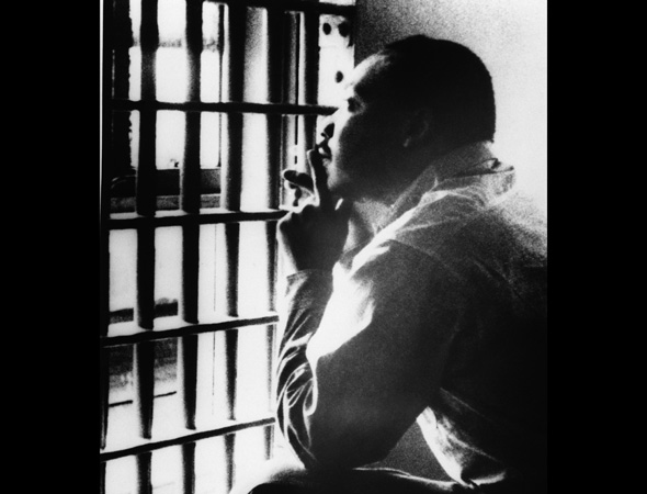 portsmouth point: letter from birmingham jail: 50 years on