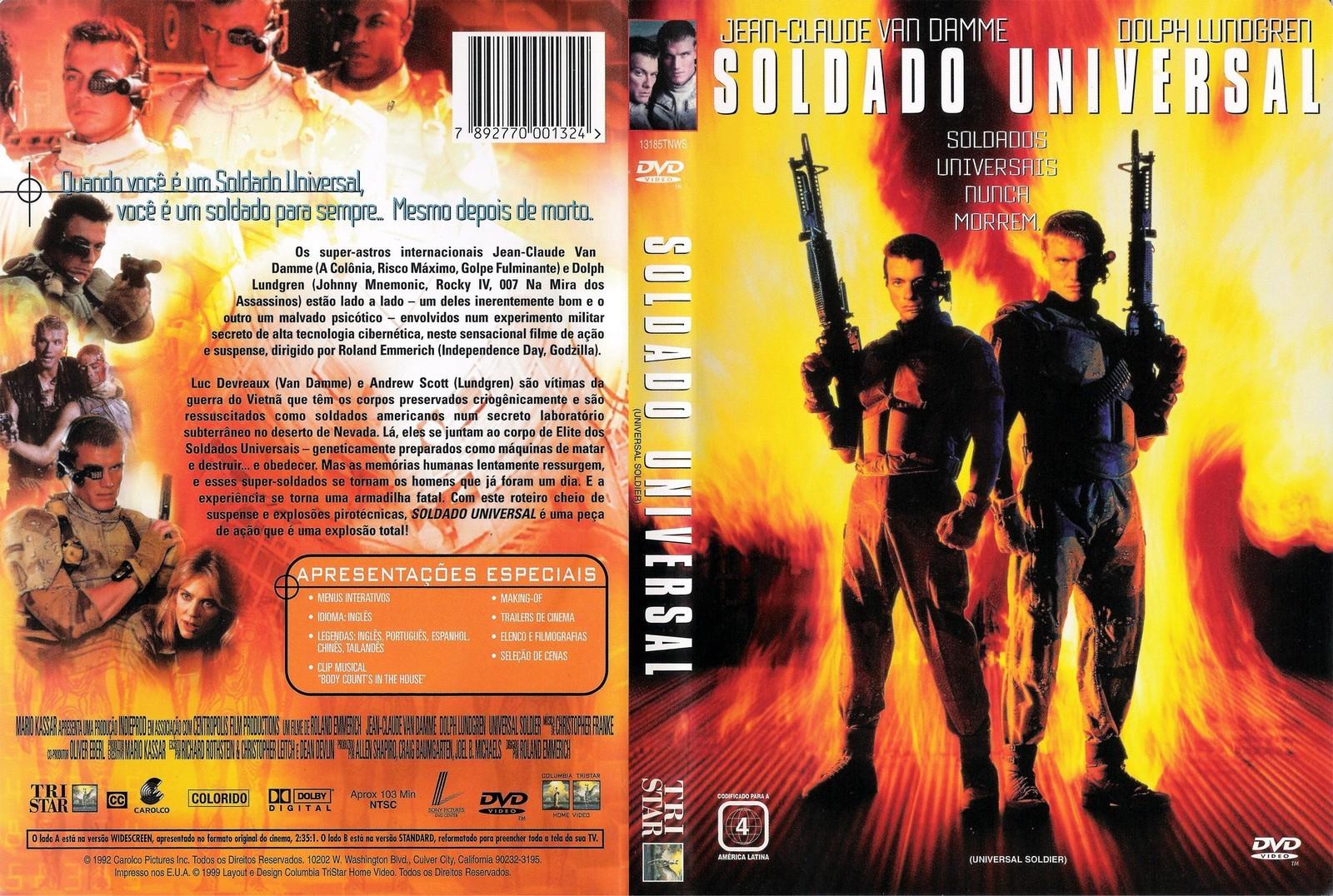 Watch Movies Online Universal Soldier The Return
