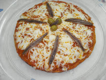Pizza de Anchoa