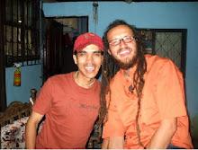 Yayo y el pelado Bernardo