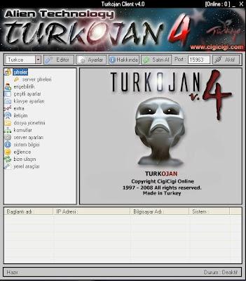 Turkojan versão 4.0 (100%) + Turial.