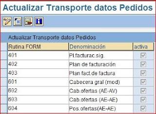 Transacción VOFM