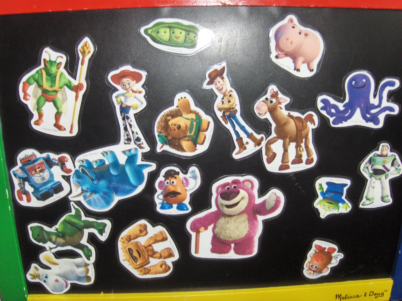 printable pictures of toy story characters