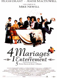film Quatre Mariages Et Un Enterrement en streaming