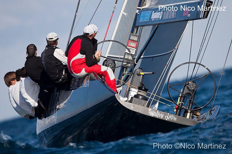 Juanpa Cadario Rc44 Miami Regatas De Flota