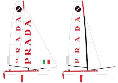 Luna Rossa Extrem Sailing Series