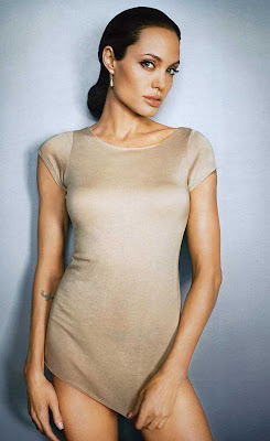 Angelina Jolie Naked, Angelina Jolie