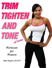 Trim Tighten and Tone at home - Workouts for Women
