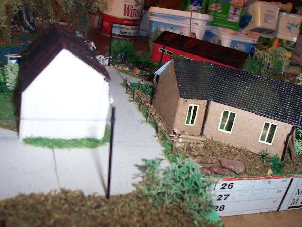 l'auberge et la maison d'angle