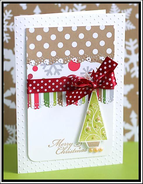 Calendrier de l'avent : lundi 15 décembre Christmas+card+29