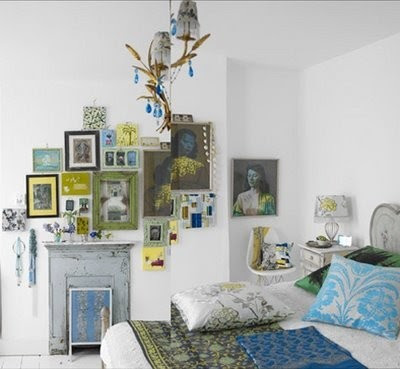 Vintage Bedroom Ideas on Was Thrilled To Get An E Mail From Robyn  Introducing Her New