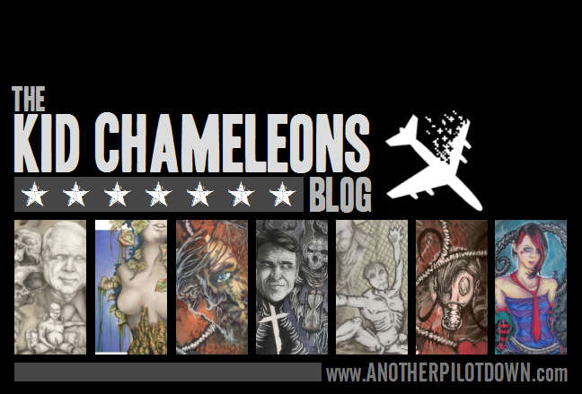 The Kid Chameleons Blog