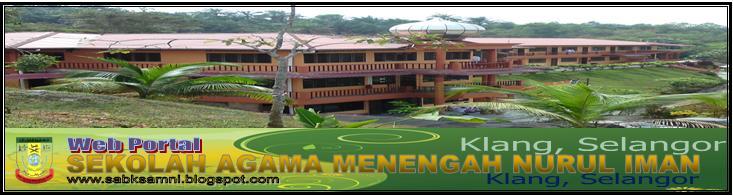 Web Portal Sekolah Agama Menengah Nurul Iman