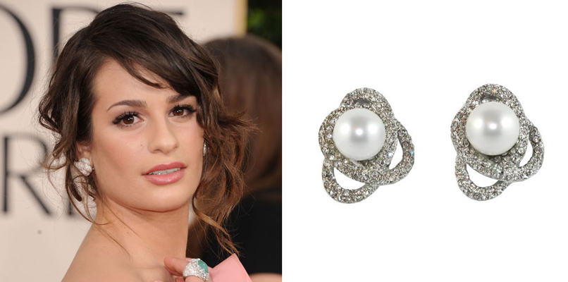 We Like Cute And That S Why Love Our Kenneth Jay Lane Fl Pearl Earrings Jennifer Would Rove