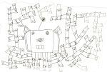 Desenho de Pietro 7 anos
