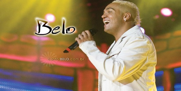 CANTOR BELO - MUSICAS DO DVD 2008
