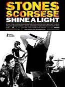 sortie dvd shine-a-light