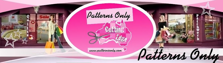 Patterns Only - Modern Sewing Patterns for Today