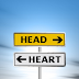 Are You Working with Your Head or Your Heart?