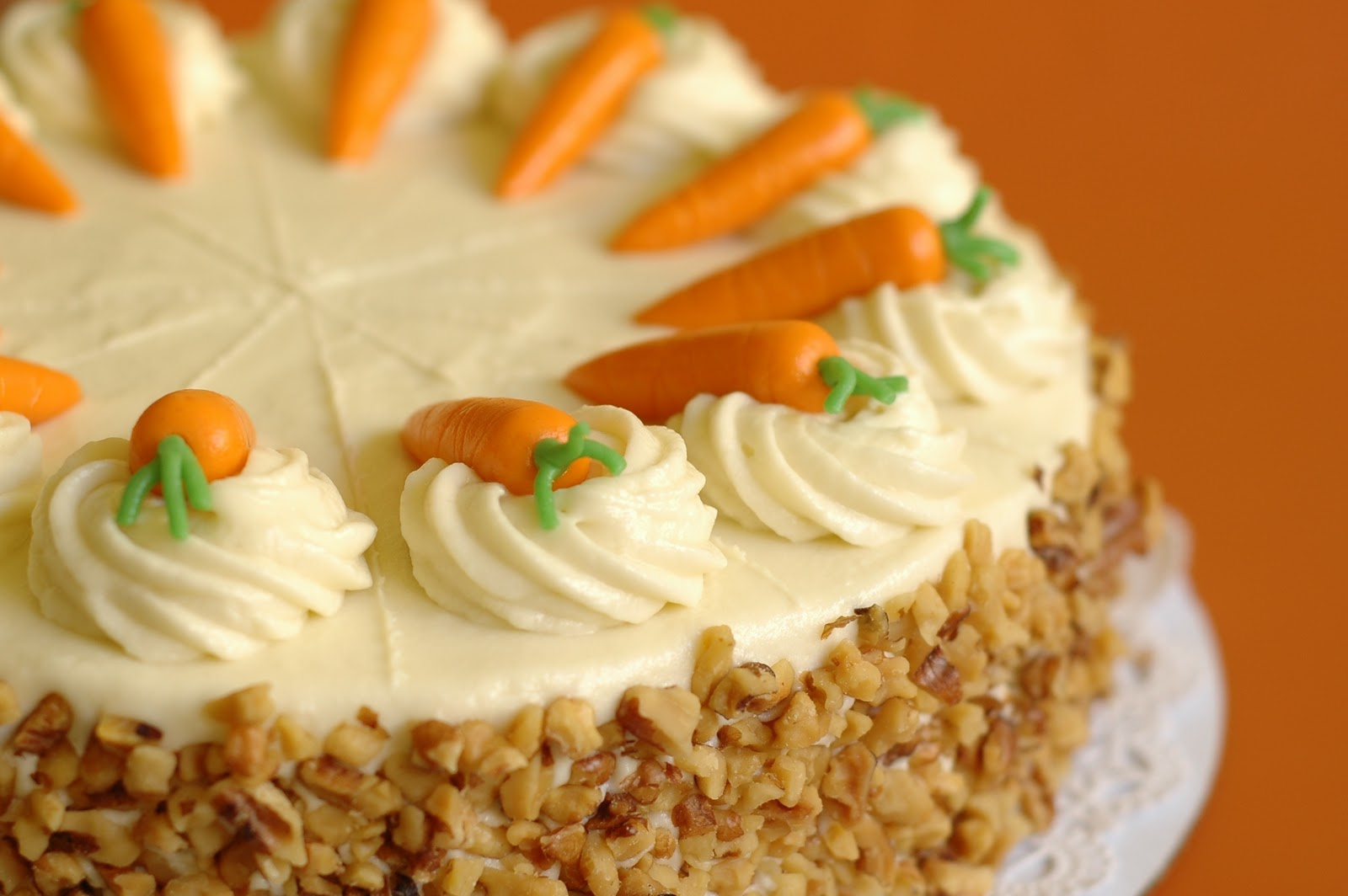 The Unexpected Culinarian Best Carrot Cake Ever